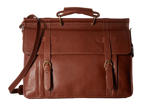 Scully Bradley Overnight Workbag - Tan