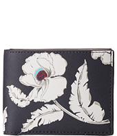 Jack Spade - Poppy Floral Slim Billfold