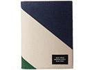 Jack Spade - Diagonal Dipped Passport Wallet