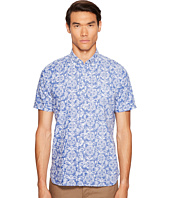 Jack Spade - Short Sleeve Mexico Flower Shirt
