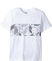 VISSLA Kids - Sea Snake Short Sleeve Tee (Big Kids)