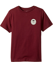 VISSLA Kids - Commando Short Sleeve Tee (Big Kids)