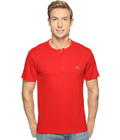 Lacoste - Double Face Cotton Henley