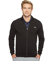 Lacoste - Sport Full Zip Fleece Sweatshirt