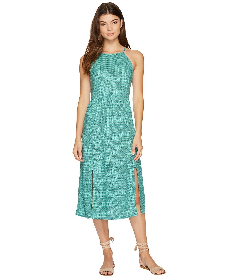 Roxy Sparkle Bright Dress (Wasabi Valencia) Women