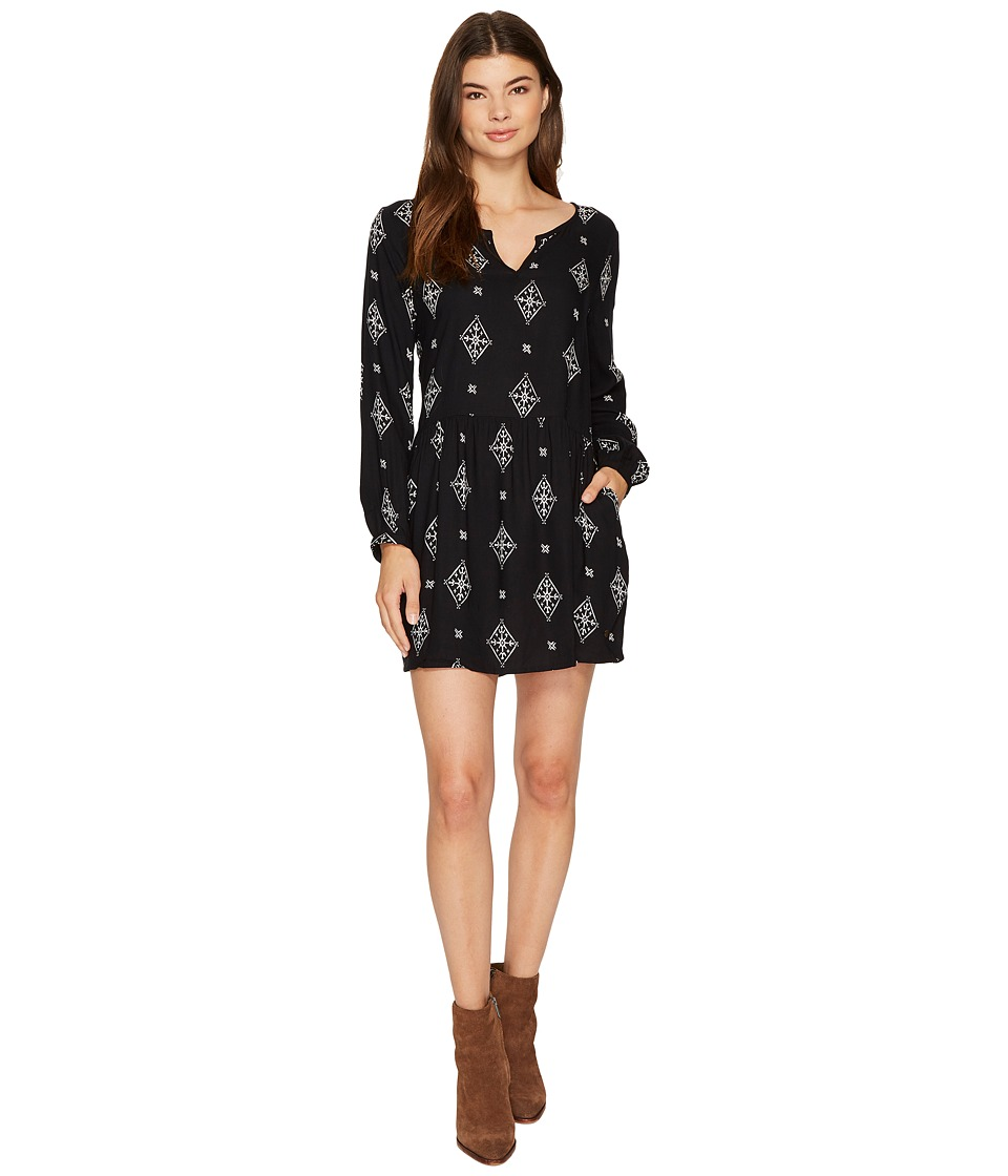 Roxy Sunkissed Daze Dress (Anthracite Tribal Voice) Women