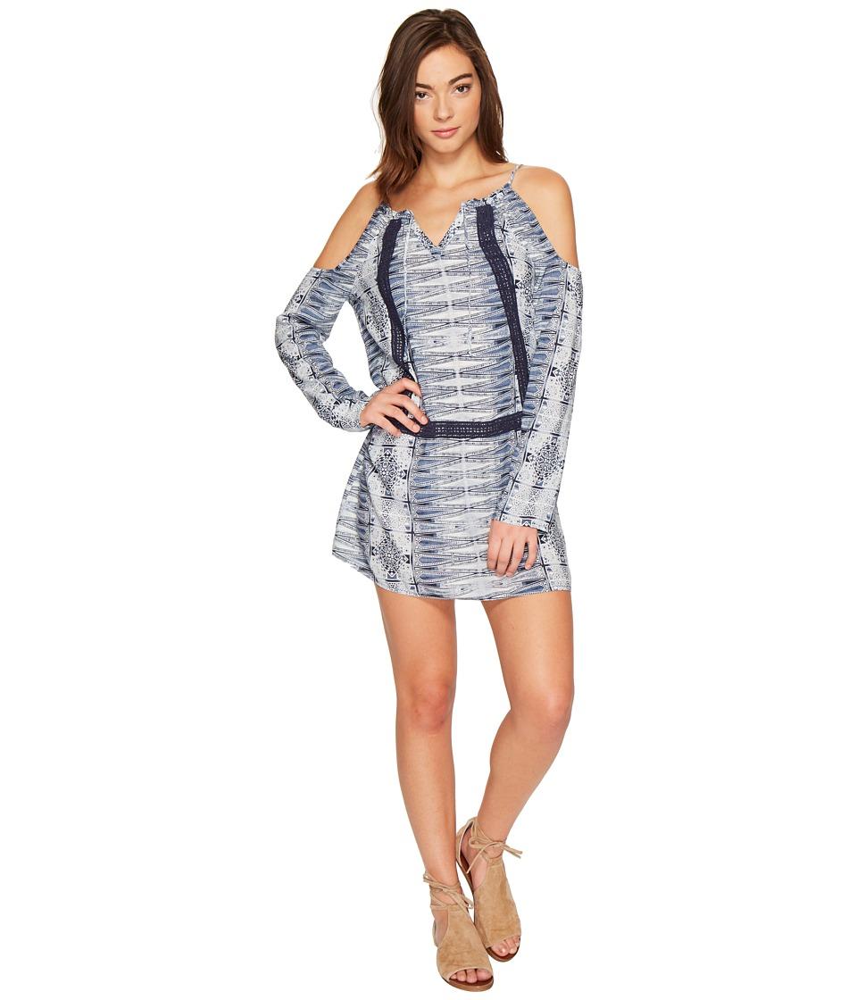 Roxy Live Loudly Dress (Dress Blues Chief Prado) Women
