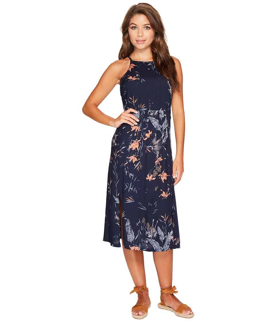 Roxy Sparkle Bright Dress (Dress Blues Lee Lee) Women