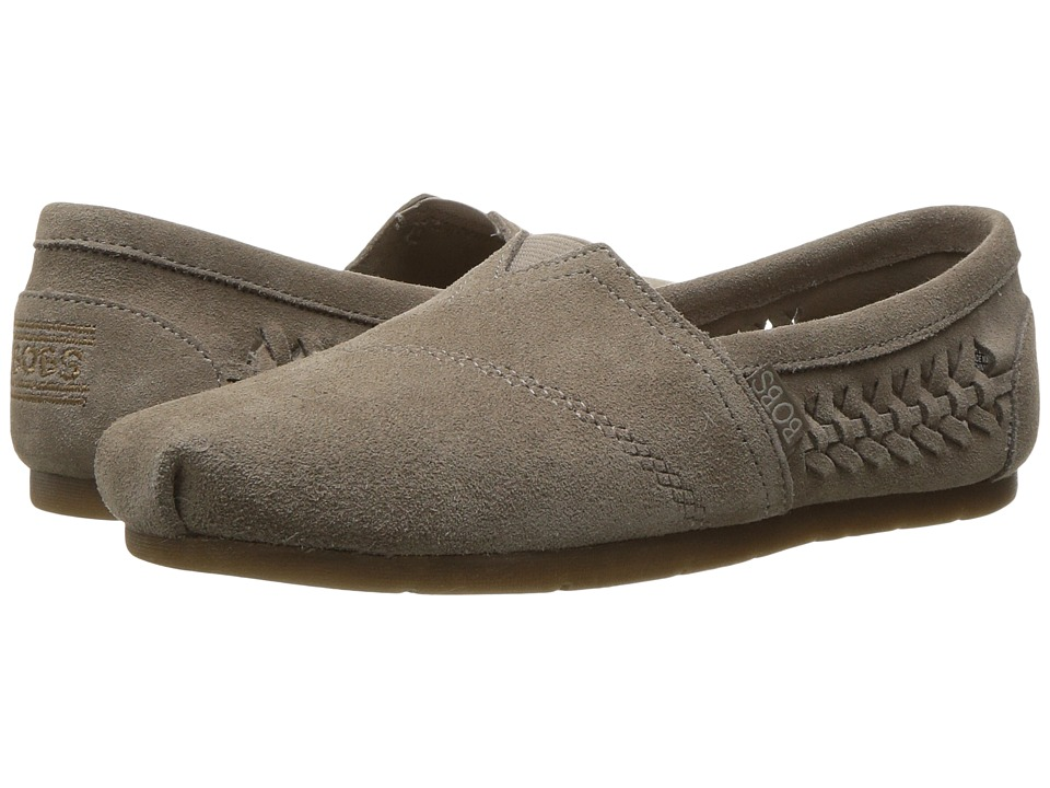 BOBS from SKECHERS Luxe Bobs Boho Crown (Taupe) Women