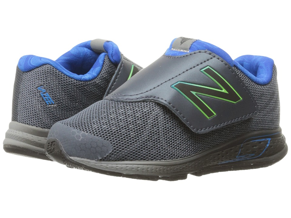 New Balance Kids Vazee Rush v2 Disney Pixar (Little Kid) (Grey/Blue) Boys Shoes