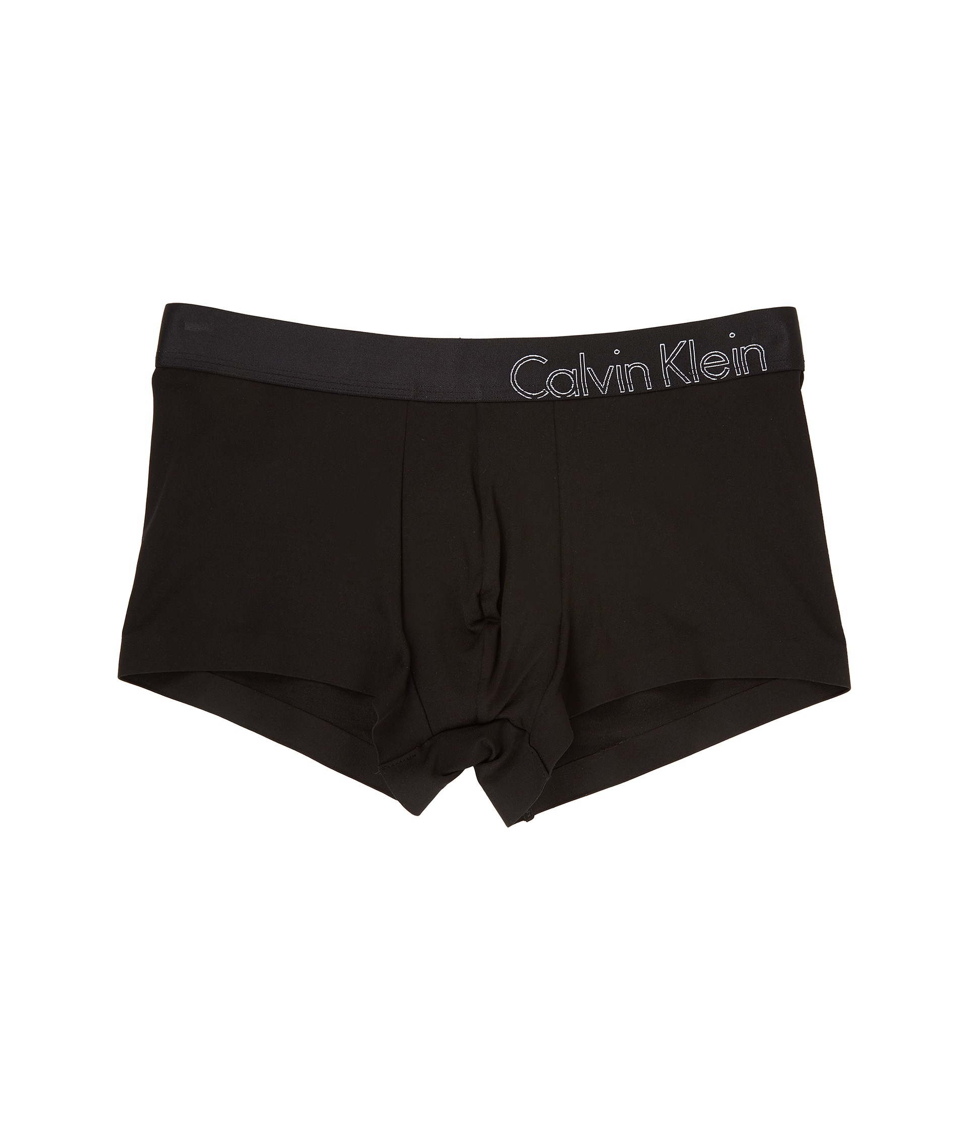 calvin klein underwear edge micro low rise trunk zappos. Black Bedroom Furniture Sets. Home Design Ideas