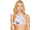 Roxy - Pop Surf High Neck Bikini Top