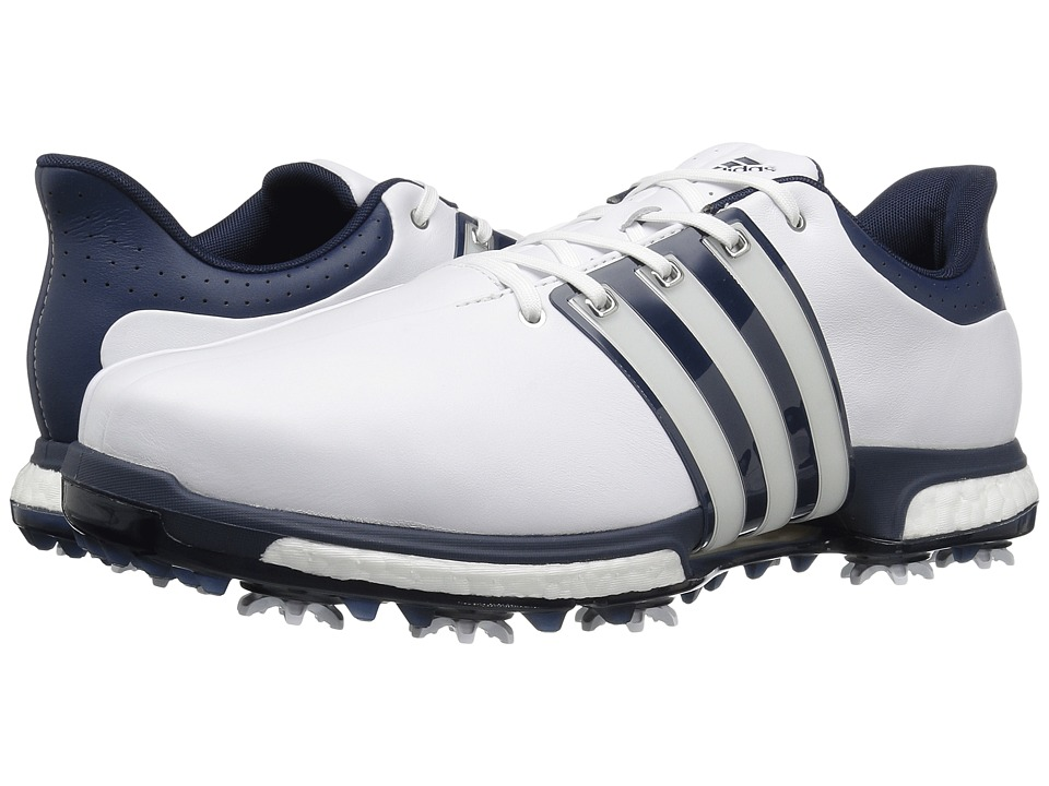 adidas Golf Tour360 (White/Slate/Silver) Men