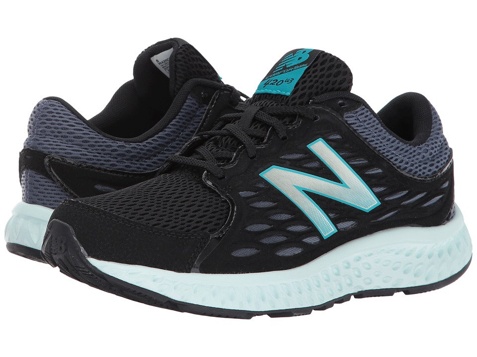 New Balance 420v3 (Black/Thunder/Pisces) Women