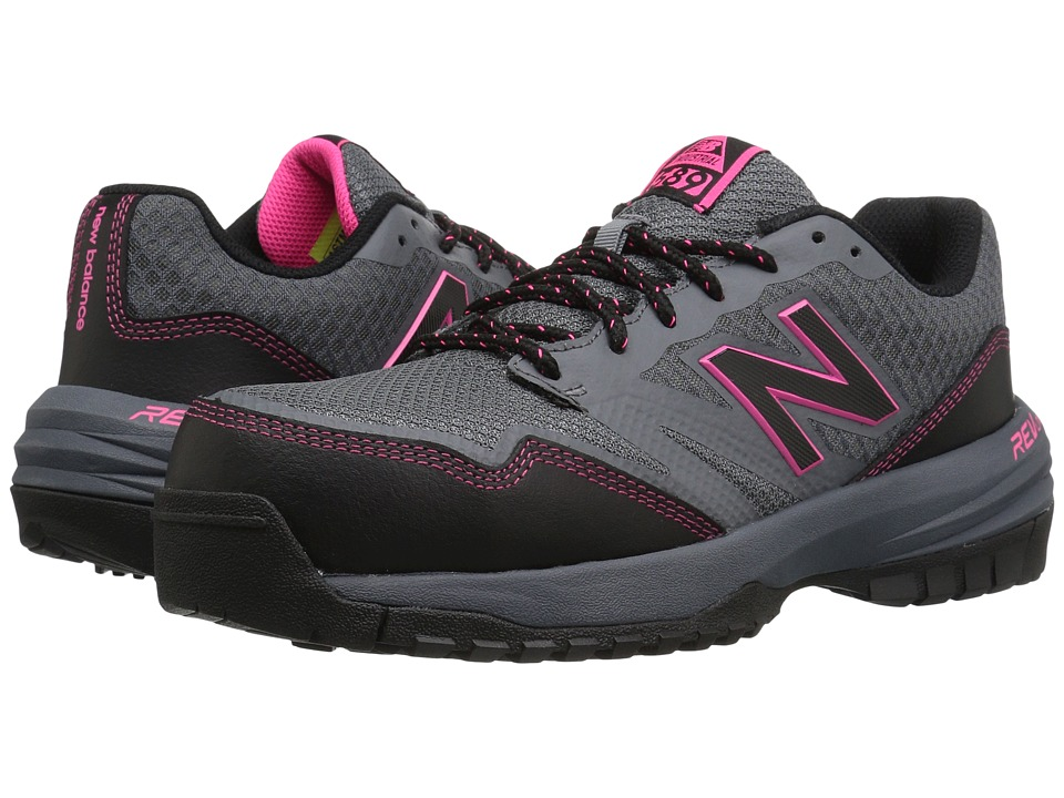 New Balance 589v1 (Gray/Pink) Women
