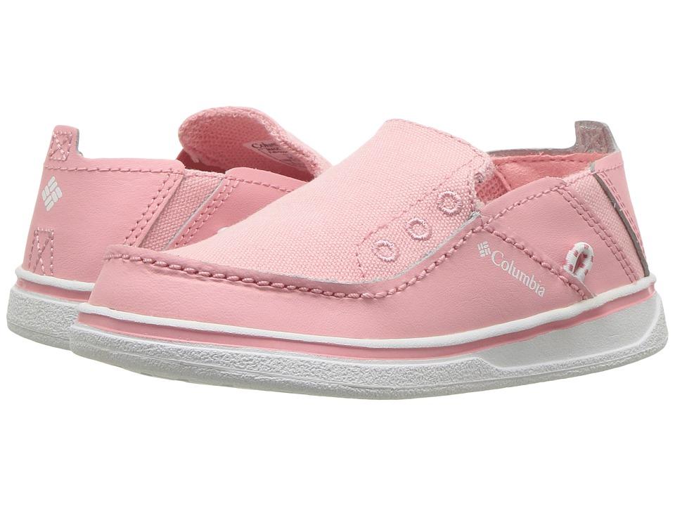 Columbia Kids Bahama (Toddler/Little Kid/Big Kid) (Rosewater/White) Girls Shoes