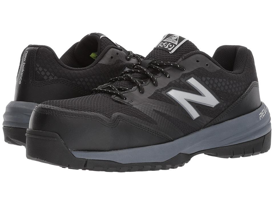New Balance 589v1 (Black/Gray) Men