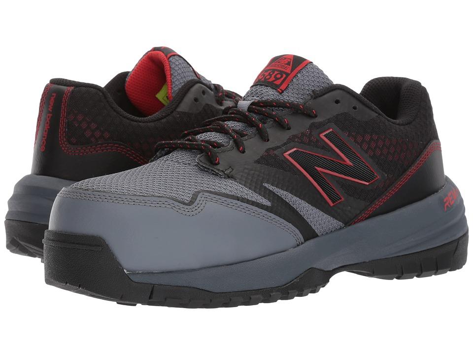 New Balance 589v1 (Black/Red) Men