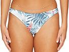 Roxy - Strappy Love Printed Mini Reversible Bikini Bottom