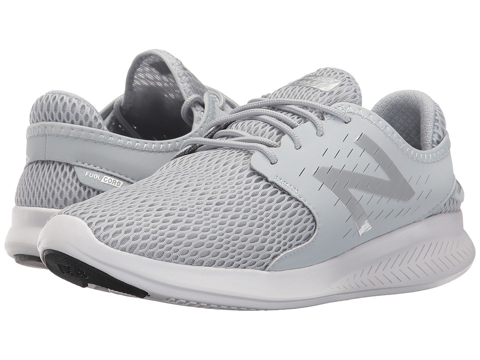 New Balance Coast v3 (Light Cyclone/White) Women