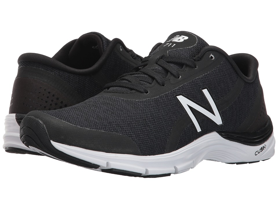 New Balance WX711 (Black/White) Women's Shoes