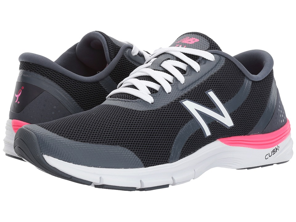 New Balance 711v3 Komen (Black/Alpha Pink) Women