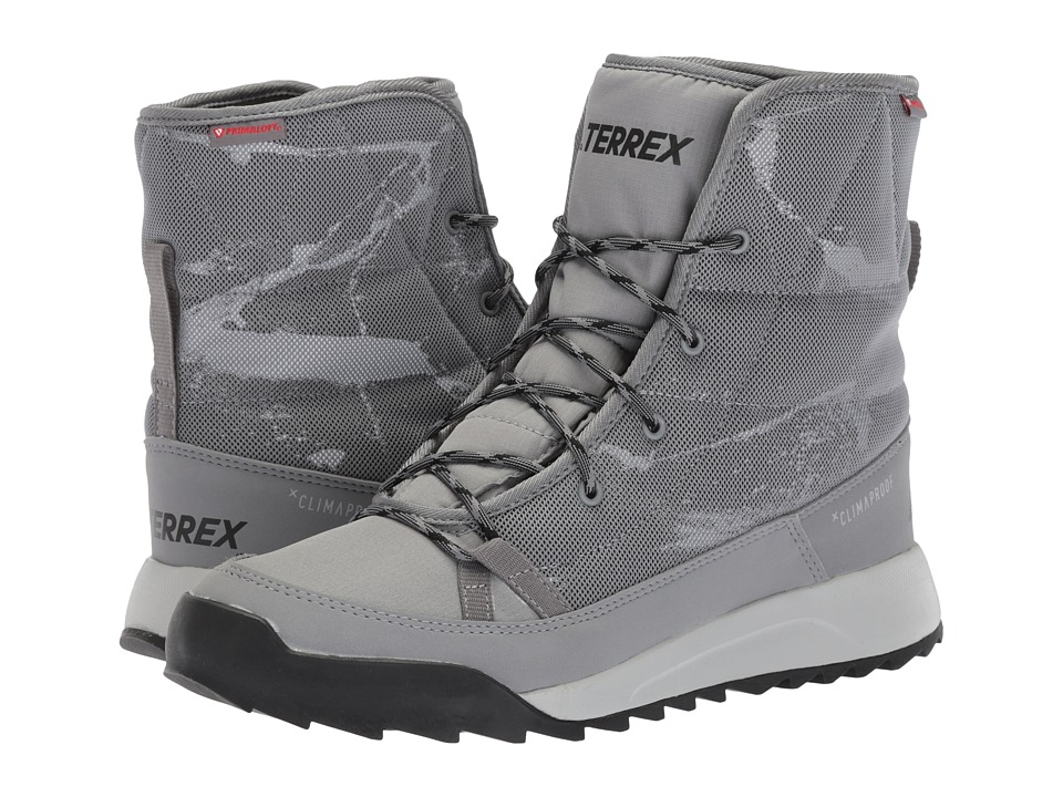 adidas Outdoor Terrex Choleah Padded CP (Grey Two/Grey Three/Chalk White Reflective) Women
