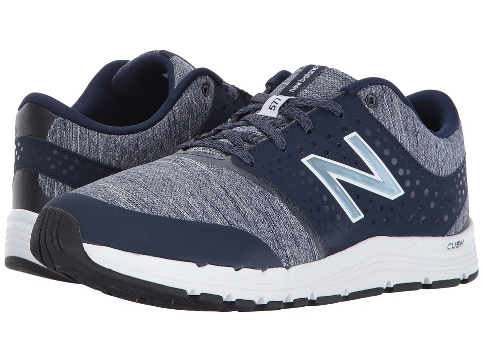 New Balance 577v4 (Pigment/White) Women