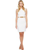 Calvin Klein - Belted Sheath Dress CD7G209B