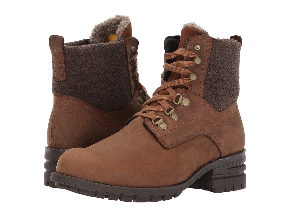 Caterpillar Casual Taylor Waterproof (Brown Sugar) Women