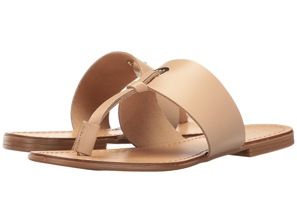 Massimo Matteo - Thong 17 (Naturale) Women's Sandals