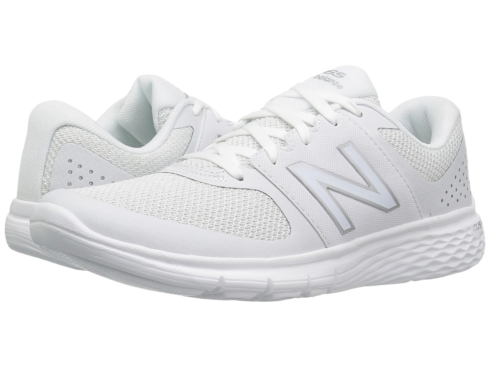 New Balance WA365v1 (White/White) Walking Shoes