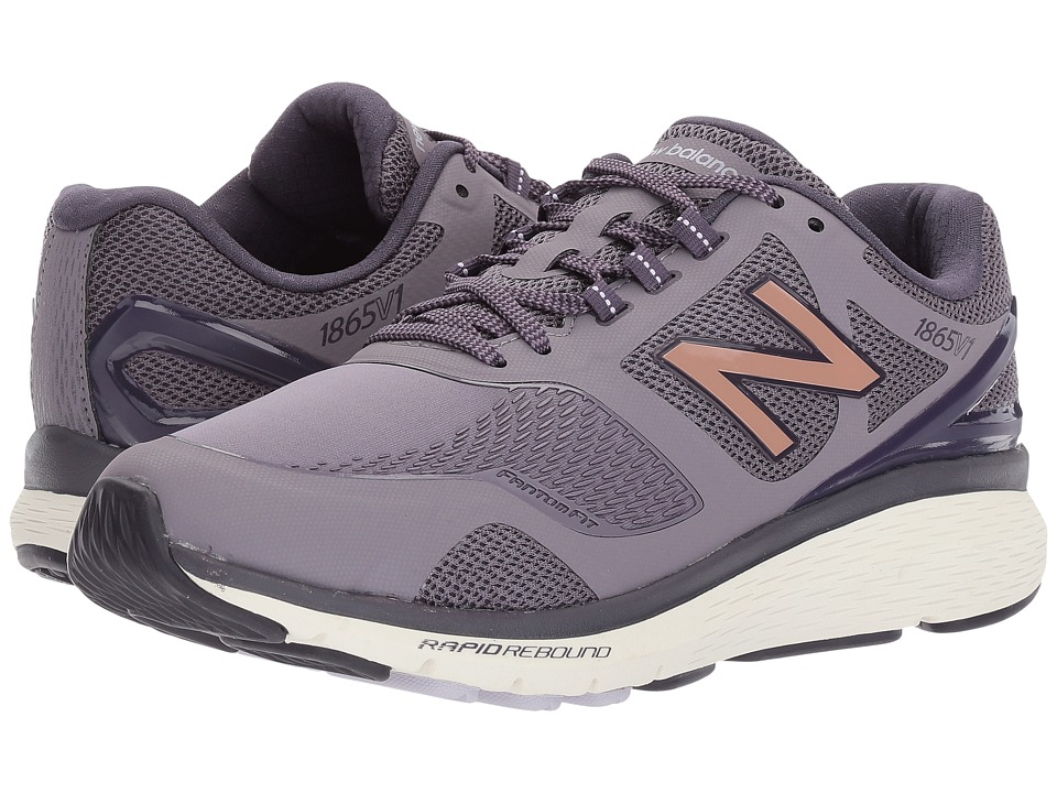 New Balance WW1865v1 (Strata/Elderberry) Women's Shoes