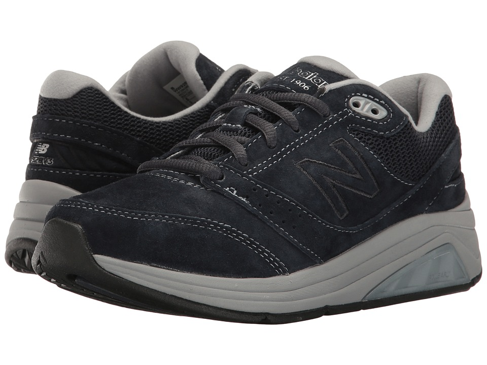 New Balance WW928GR3 (Navy/Grey) Walking Shoes