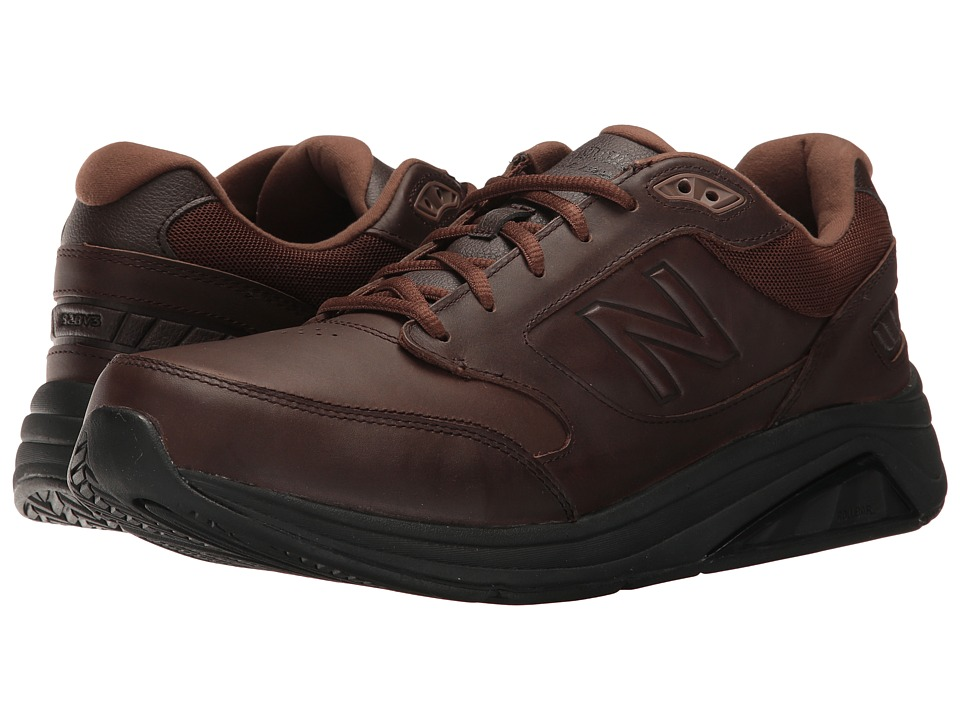 New Balance MW928v3 (Brown/Brown) Men's Walking Shoes