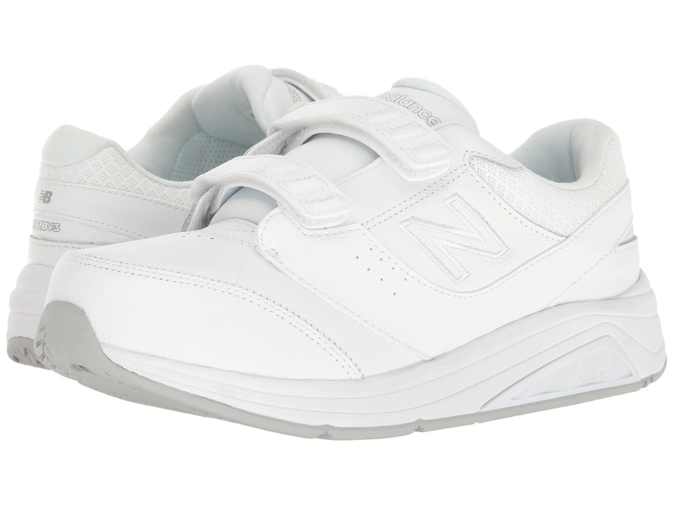 New Balance WW928v3 (White/White) Walking Shoes