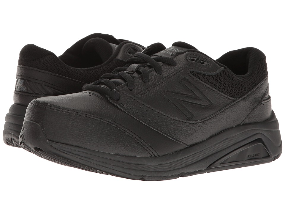 New Balance WW928GR3 (Black/Black) Walking Shoes