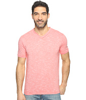 Perry Ellis - Texture Slub V-Neck Tee Shirt