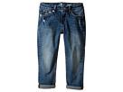 7 For All Mankind Kids - Josefina Boyfriend Jeans in Icelandic Blue (Little Kids)