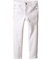 7 For All Mankind Kids - The Skinny Jeans in Clean White (Toddler)