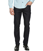 Perry Ellis - Slim Fit Stretch Rinsed Denim in Dark Indigo