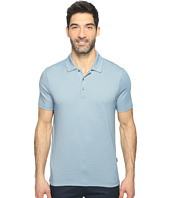 Perry Ellis - Solid Interlocked Polo Shirt