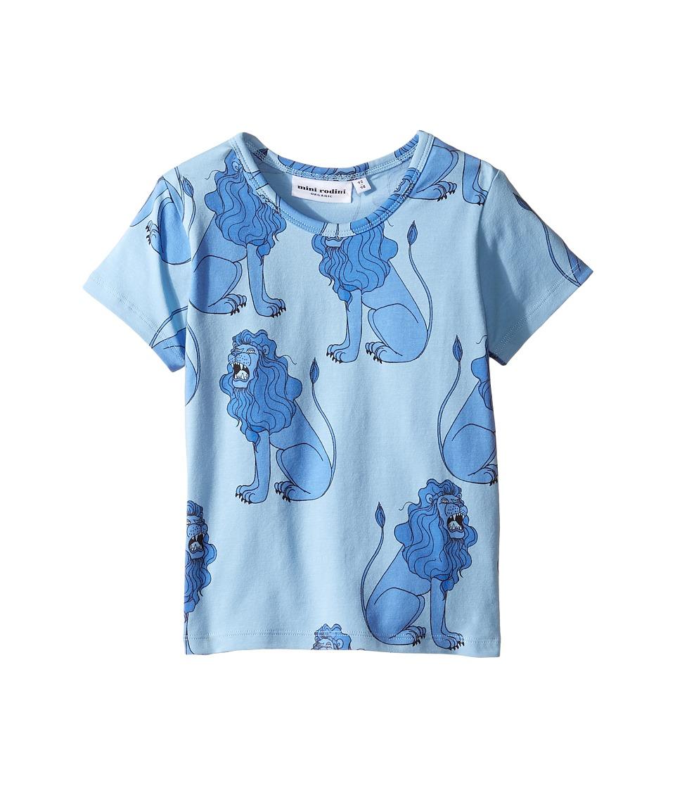 mini rodini - Lion Short Sleeve Tee