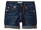 7 For All Mankind Kids 4 Roll Cuff Shorts B