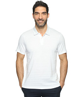 Perry Ellis - Horizontal Stripe Jacquard Polo Shirt