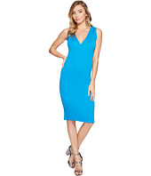 Kitty Joseph - V-Neck Dress