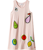 Sonia Rykiel Kids - Sleeveless Dress w/ Fruit Design On Front (Big Kids)