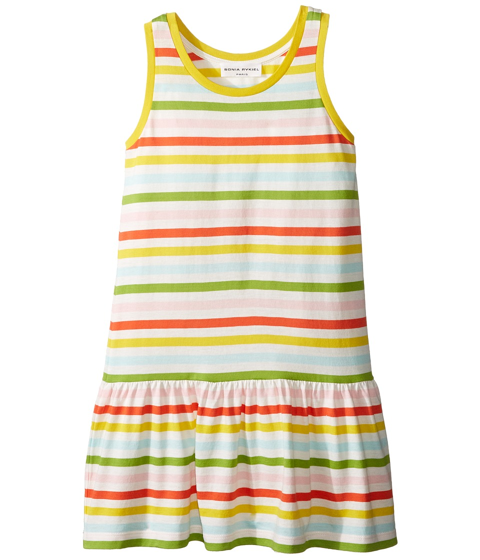Sonia Rykiel Kids - Sleeveless Striped Dress