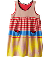 Sonia Rykiel Kids - Sleeveless Striped Dress w/ Pom Pom Detail (Toddler/Little Kids)