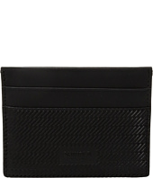 Shinola Detroit - Bolt Embossed Five-Pocket Card Case